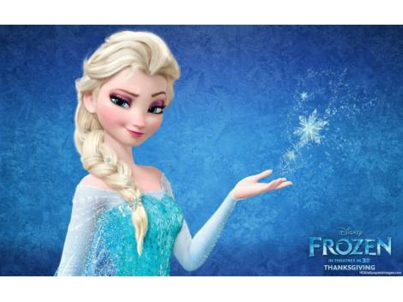 Meet And Greet With Elsa From Frozen For FREE