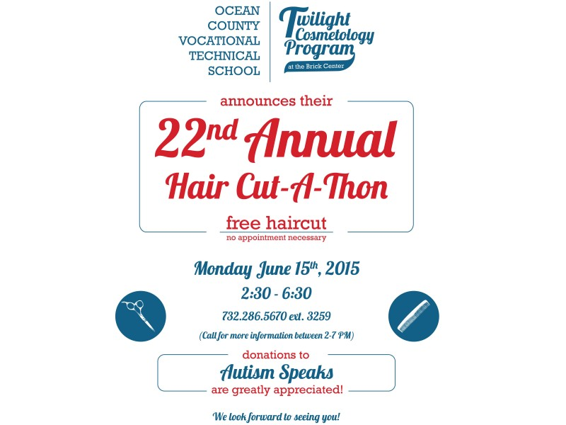 Hair Cut A Thon Today Toms River Nj Patch