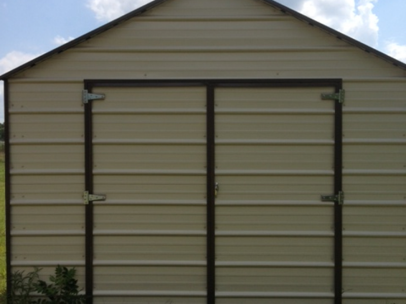 NEW!10 X 12 Best Value Portable Storage Shed