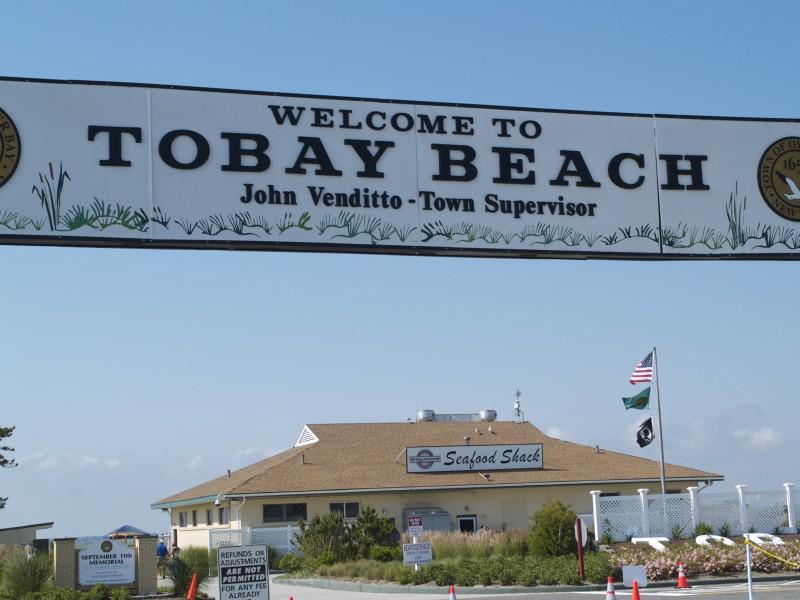Tobay Beach Long Island Address