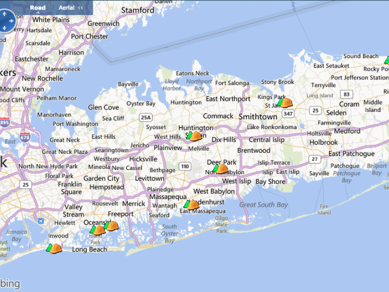 Updated Long Island Power Outages | Lindenhurst, NY Patch