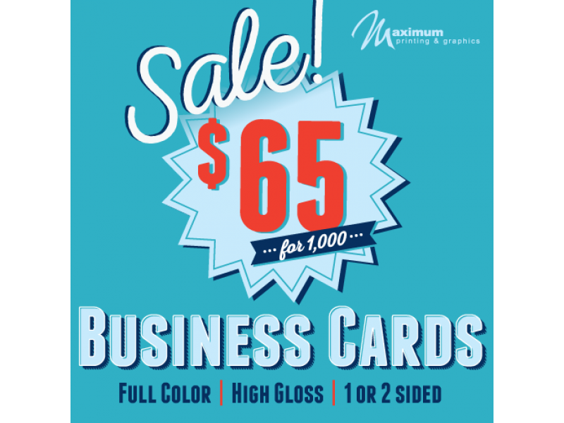 business card sale - Business Cards For Sale