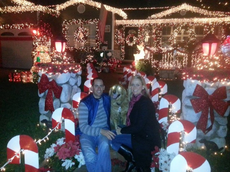 Candy Cane Lane Christmas Decorations Brilliant Check Out 'candy Cane Lane' This Holiday Season  Redondo Beach Review