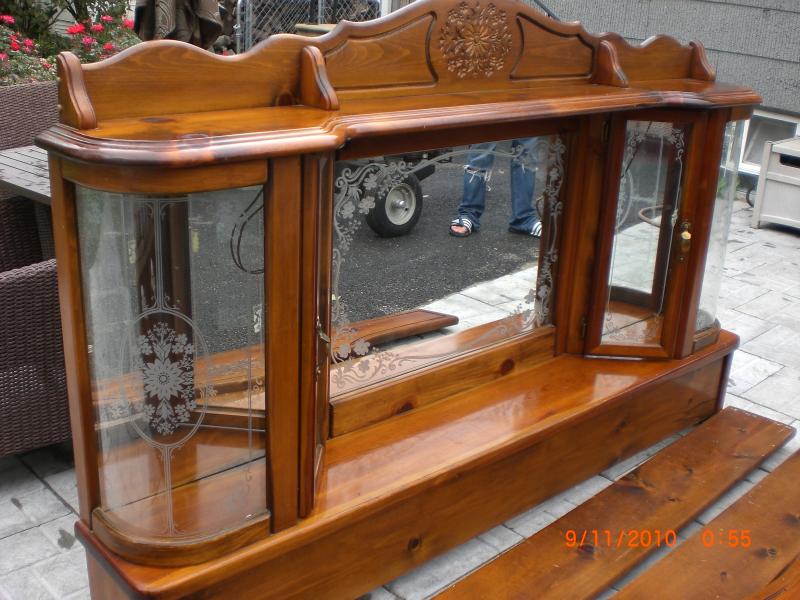 stunning waterbed headboard for sale0