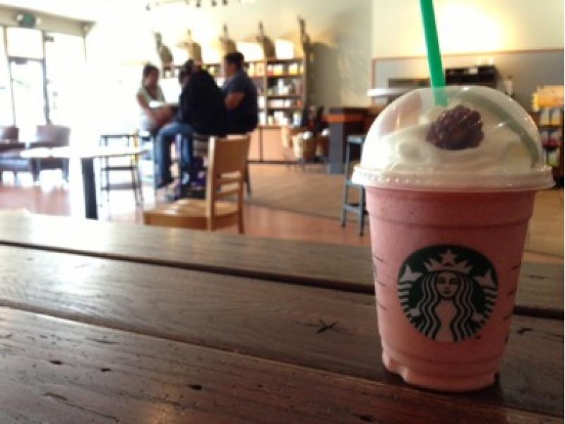 Shh-tarbucks: Cotton Candy Frap on Starbucks Secret Menu