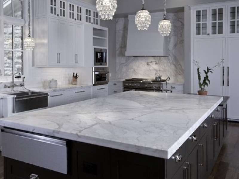Granite Marble And Quartz Kitchen Counter Tops