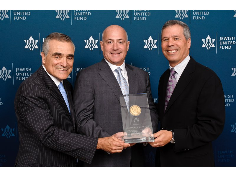 highland park resident receives chicago jewish federation