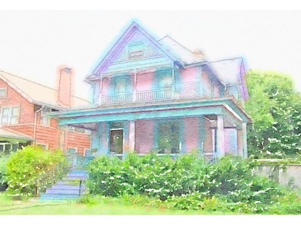 3 story painted lady victorian home for sale near downtown for 3 story victorian house
