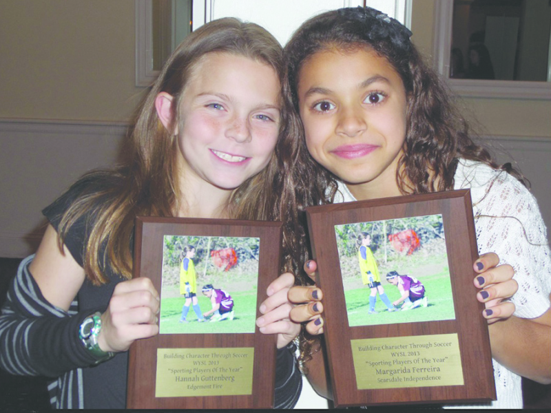 Scarsdale Soccer Player Honored for Touching Display of Sporting Kindness