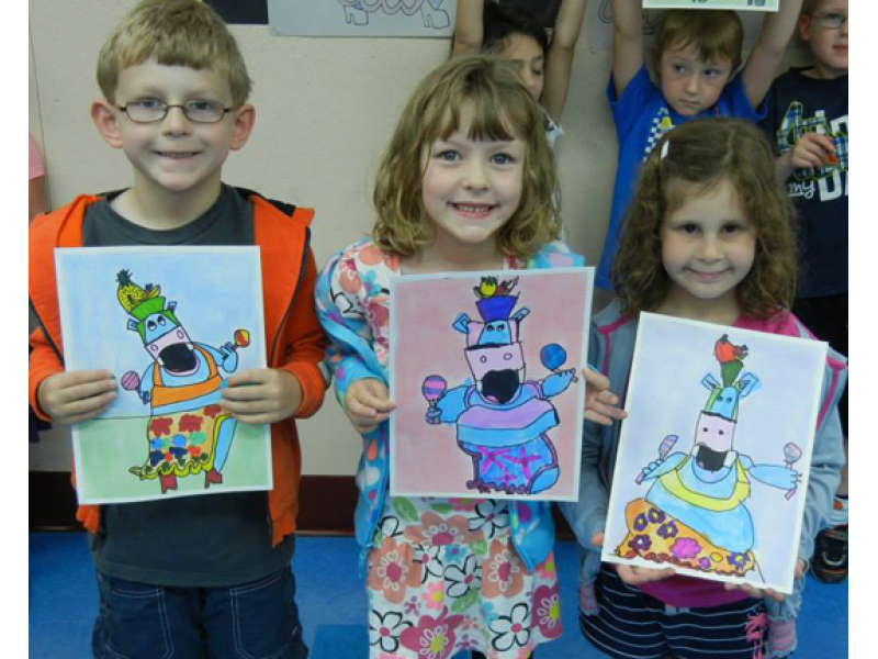 Include art classes in back to school planning vernon for Painting classes ct