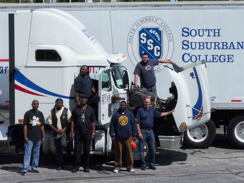 South Suburban College And Star Truck Driving School To Host Open
