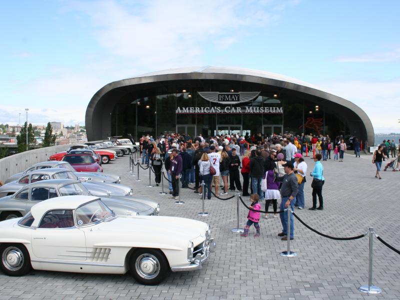 LeMay Americas Car Museum September Cruise In Car Show Renton - Lemay car show