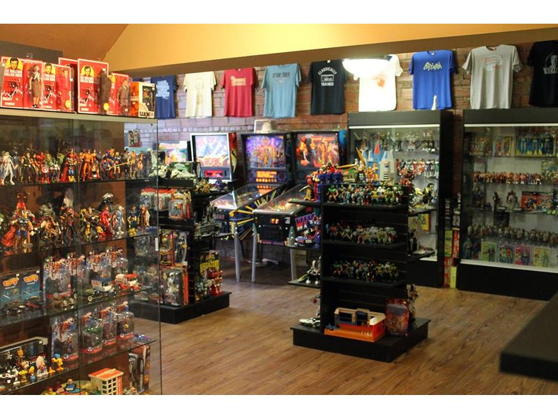 Vintage Toy Store Celebrates Anniversary Mentor Oh Patch