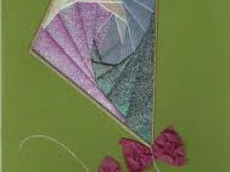 Iris Paper Folding Workshop Coventry Ri Patch