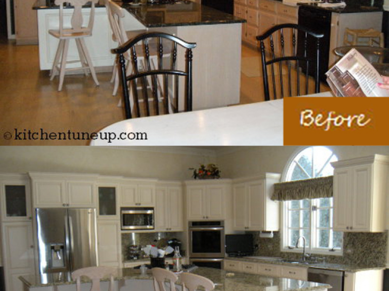 ... A cheap and fast way to transform your kitchen - Tampa Cabinet Refacing-0 ...