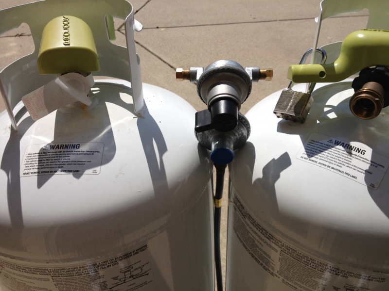 2 Brand New Fully Filled 100 Pound Propane Tanks For Buford Ga Patch