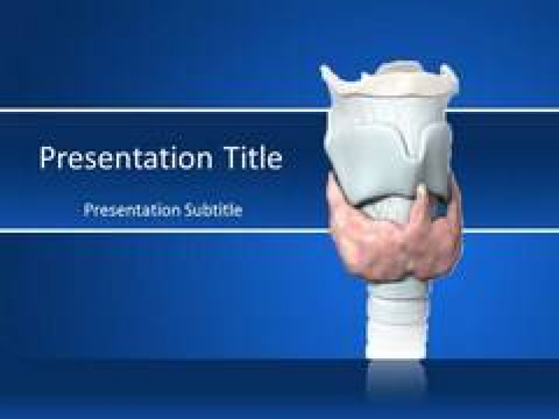 do you desire to make a creative thyroid powerpoint presentation, Powerpoint templates