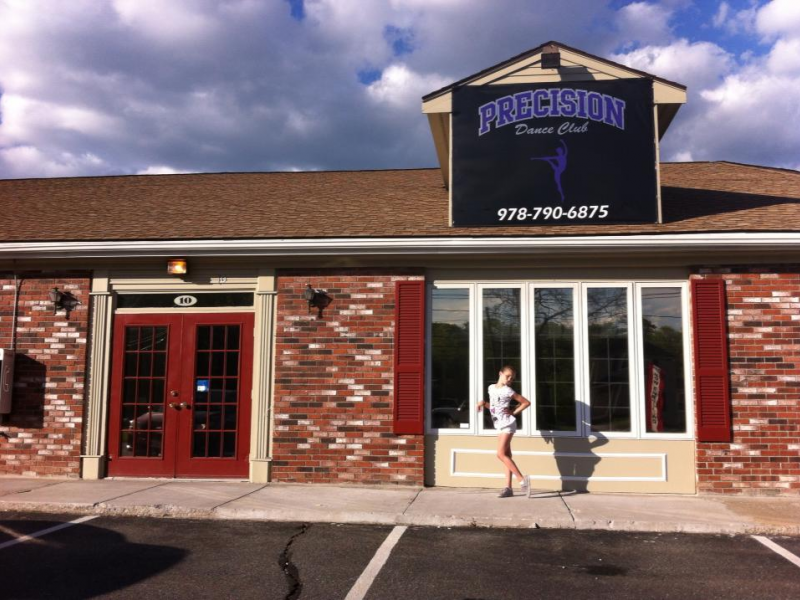 Precision dance club open house party fall registration woburn ma patch for Exterior painting wilmington ma