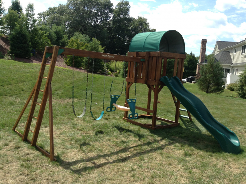 Creative Playthings Swing Set For Sale Hingham Ma Patch