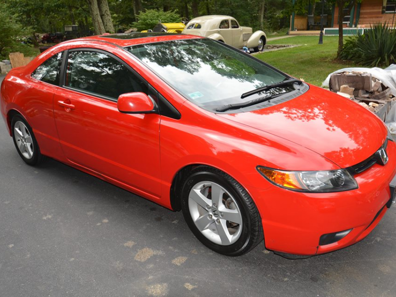 2008 honda civic ex coupe for sale coventry ri patch. Black Bedroom Furniture Sets. Home Design Ideas
