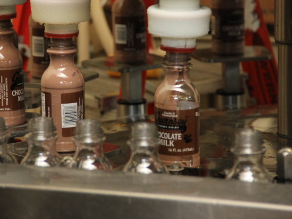 Guernsey Farms Dairy's Chocolate Milk voted Best Whole Chocolate ...