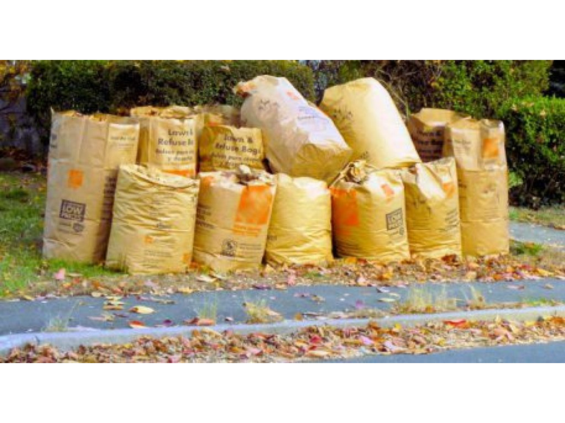 How To Dispose Of Yard Waste In Easton Easton Ma Patch