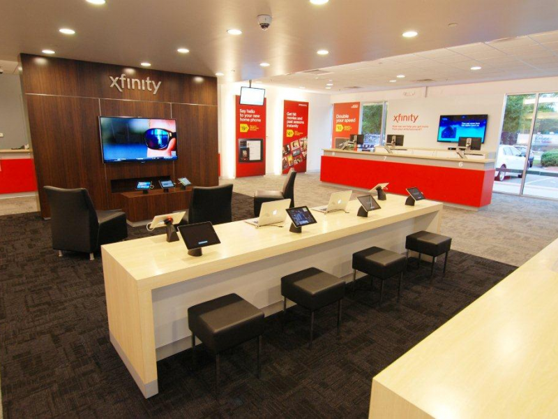 grand opening  nation u0026 39 s largest xfinity customer center in marietta