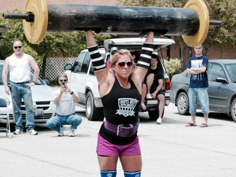 Oswego East Teacher to Compete in America's Strongest Woman ...