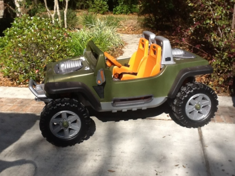 kids jeep hurricane for sale - the perfect gift for your girl or boy