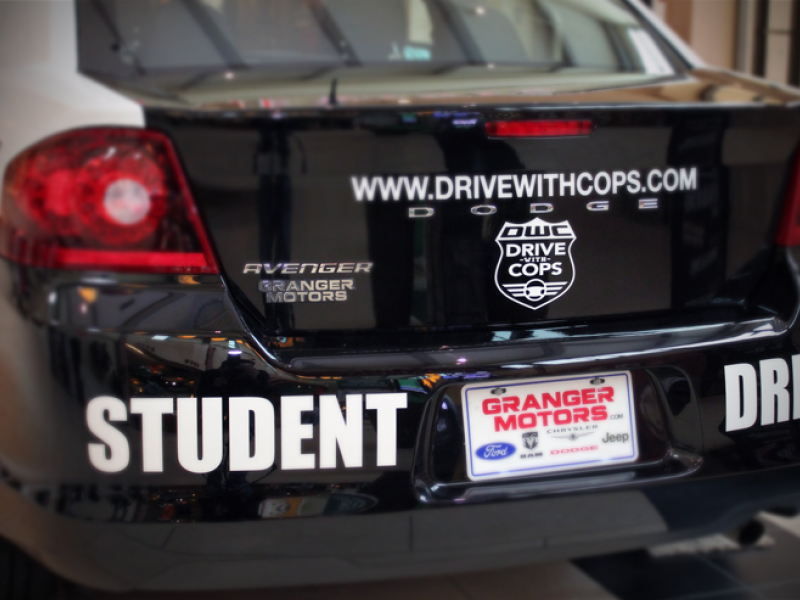 Cops & Car Dealership Team Up for Driver's Education | Urbandale, IA Patch