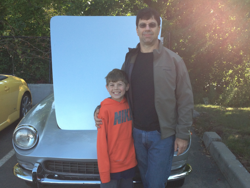 Herb Chambers BMW >> Newton residents show off classic cars at Herb Chambers ...