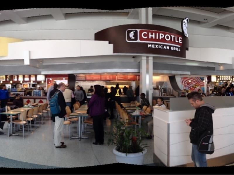 Chipotle New Restaurant In Atlanta