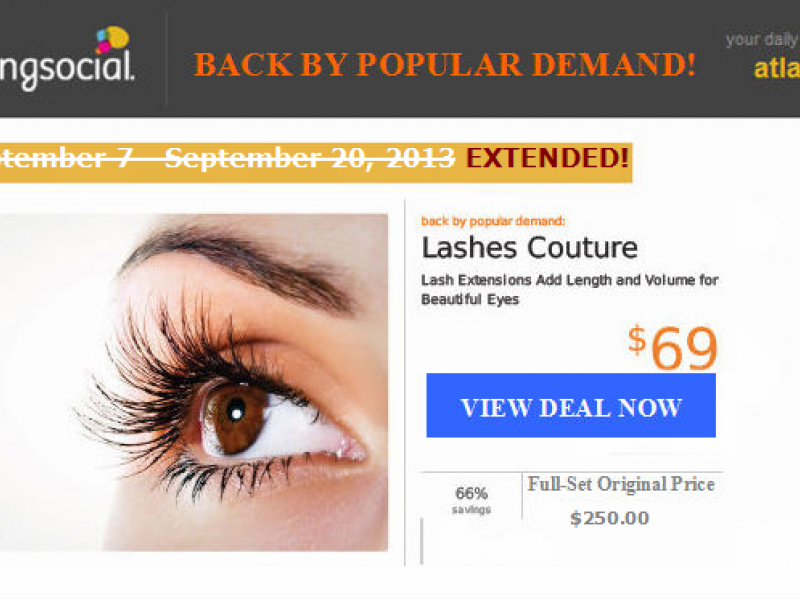 Eyelash Extensions Deal Extended Southington Ct Patch