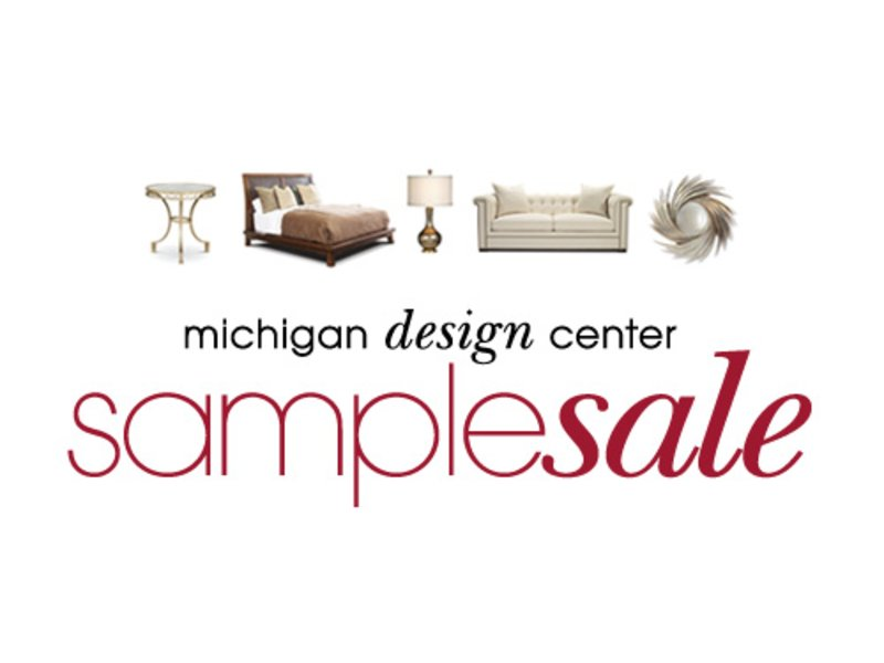Two Days Only Sample Sale At Michigan Design Center Offers Deep