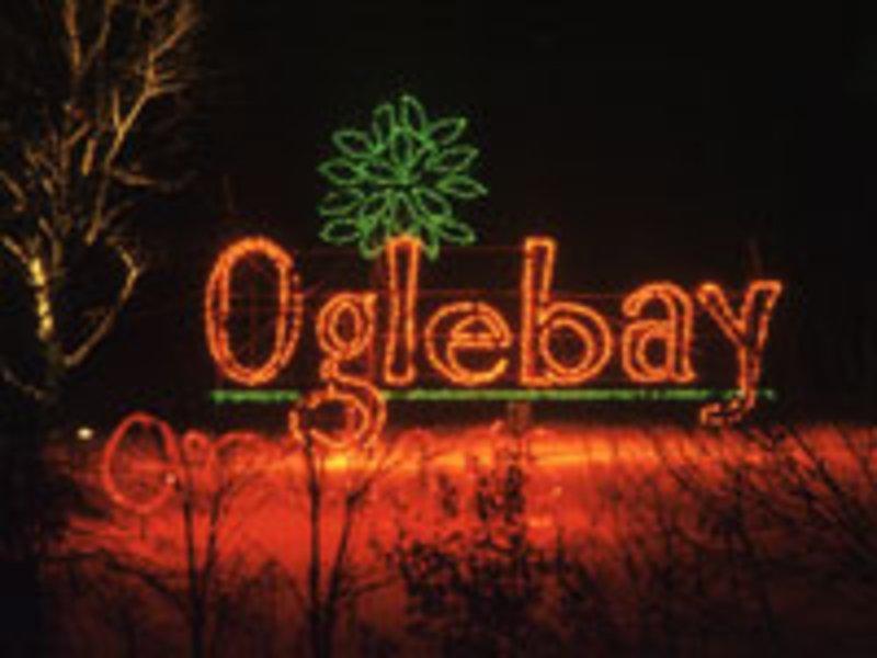 oglebay lights bus trip - Oglebay Christmas Lights