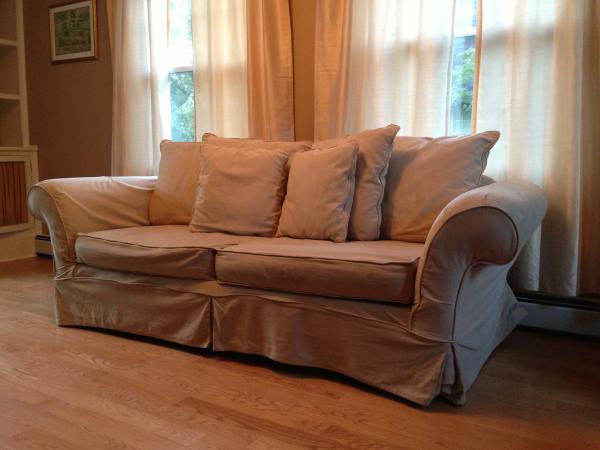 Pottery Barn Sleeper Sofa (Ridgewood, NJ) - $1,200.00 - Teaneck, NJ Patch