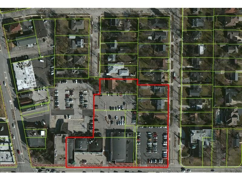 proposed redevelopment of deerfield shopper u0026 39 s court