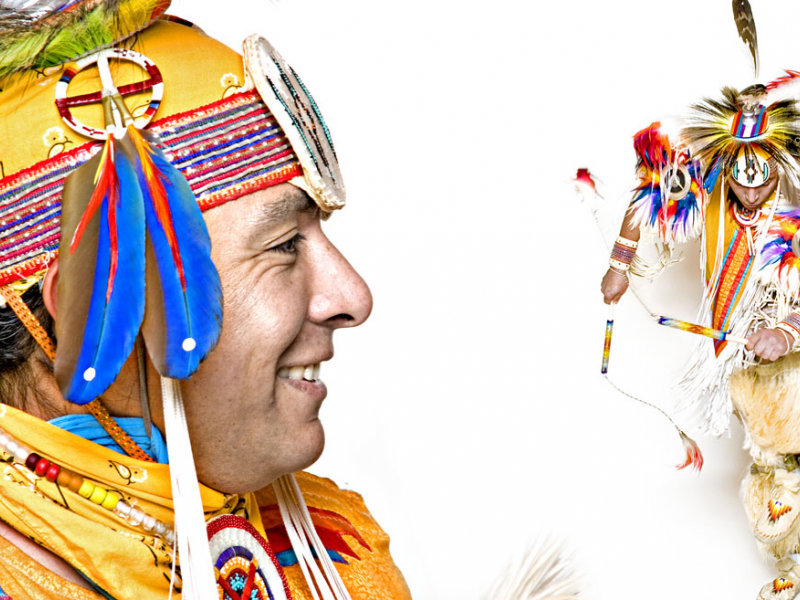 Noted Native American Artist to Perform in Mountain View