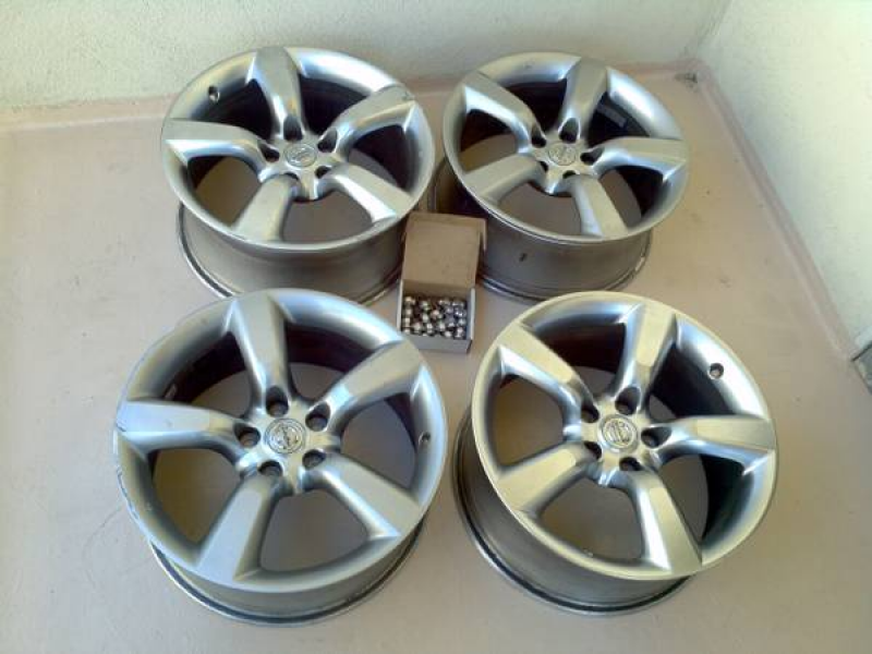 NISSAN 40Z 40 RIMS For Sale 40 Sherman Oaks CA Patch Simple 350z Lug Pattern