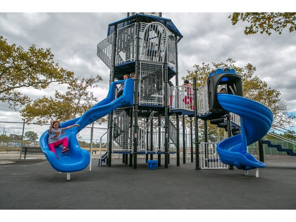 Miracle Recreation Donates New Staten Island Playground As