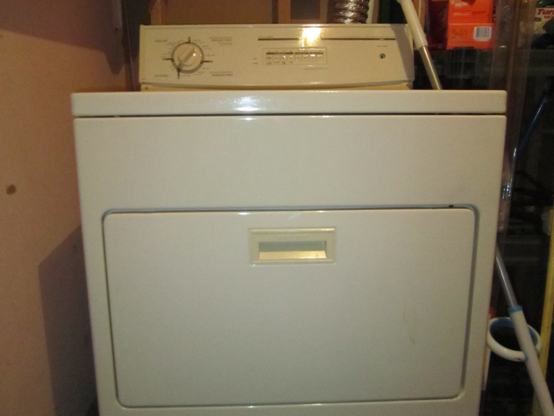 KitchenAid Gas Dryer $100