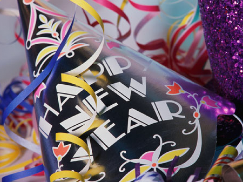 10 Fun New Year's Facts and Traditions