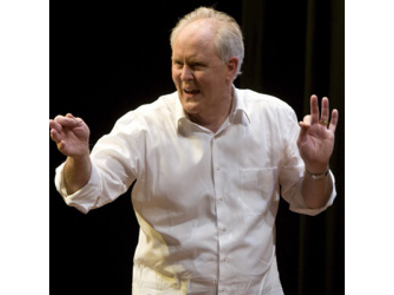 John Lithgow Stories By Heart Fairfield Ct Patch