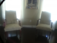 Merveilleux ... Ethan Allen Hepburn Sofa, Like New. Orig Pd.2,013 Matching Living Room  Chairs