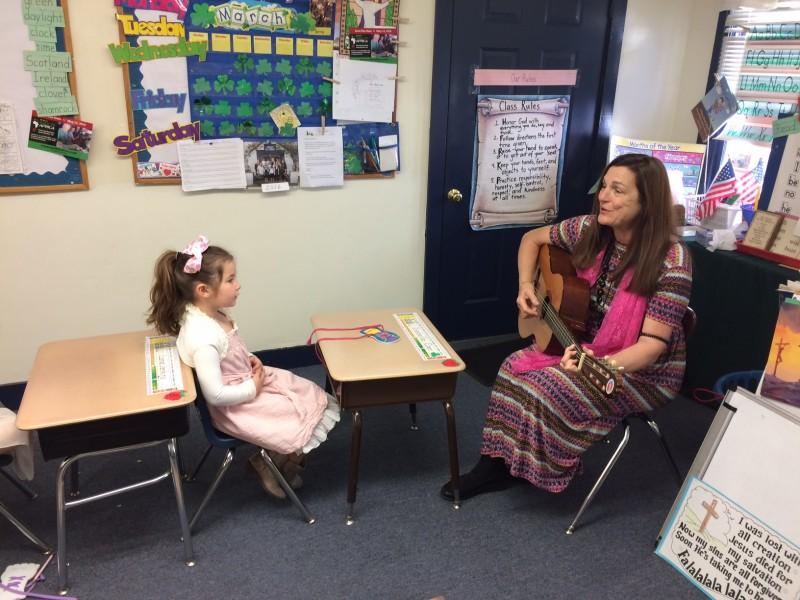 Busy kindergarten teacher goes to Africa as a new CNA ...