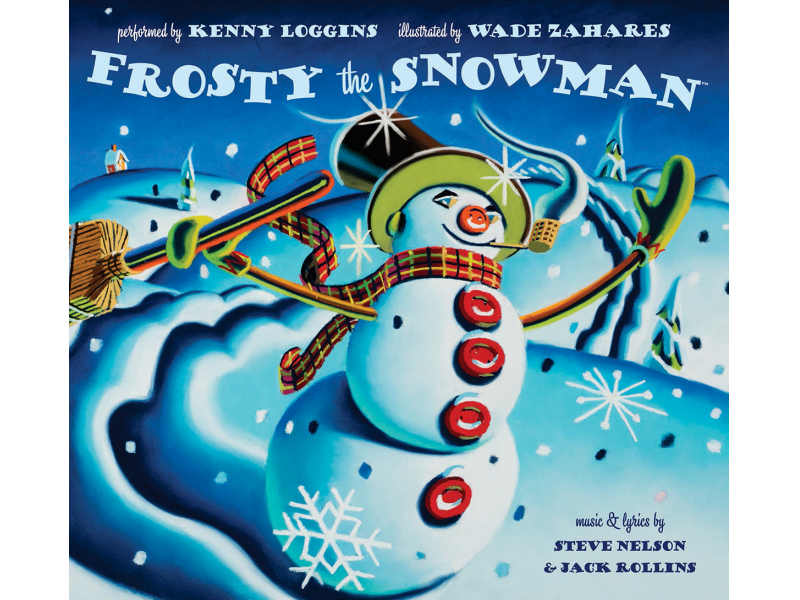 Kenny Loggins - Frosty the Snowman Book Signing | Summit, NJ Patch