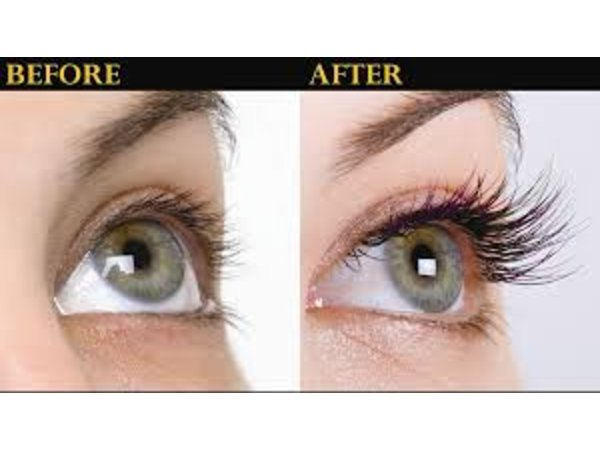 Thicken Lashes Without Mascara