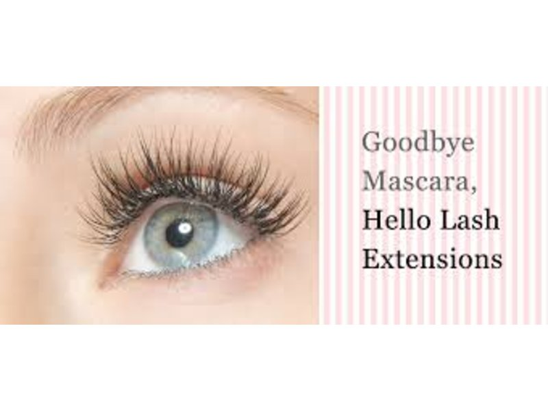 Eyelash Extensions Get Thick Gorgeous Lashes Without Mascara