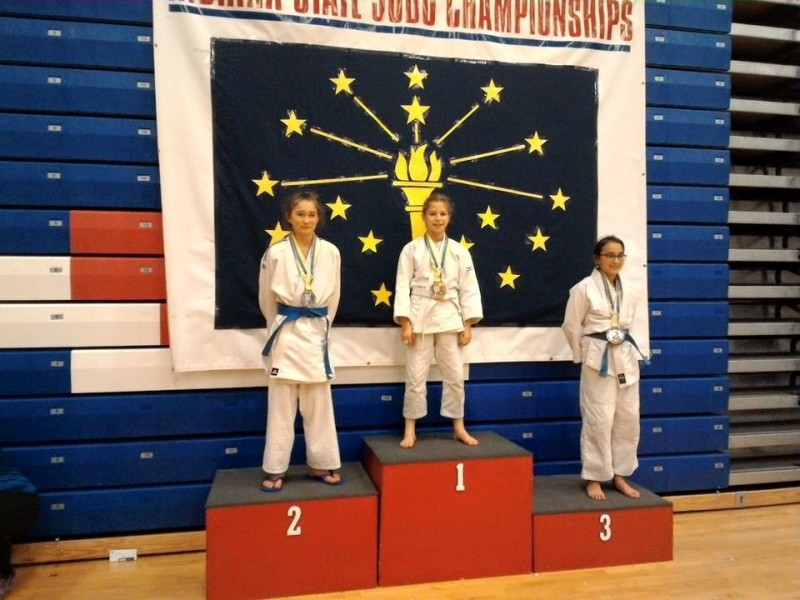 judo team wins indiana state championships