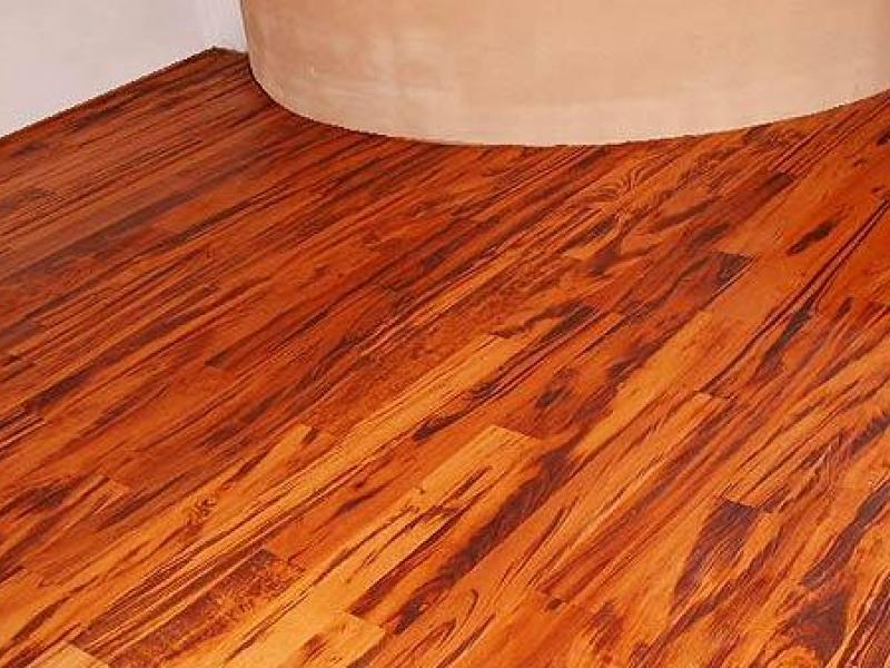 Brazilian Koa / Tigerwood Hardwood Flooring
